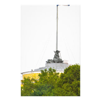 St. Isaac's Square St. Petersburg, Russia Stationery Design