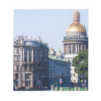St Isaac's Cathedral St Petersburg Russia Notepads