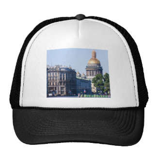 St Isaac's Cathedral St Petersburg Russia Trucker Hat