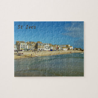 St Ives Cornwall England Photo Jigsaw Puzzle