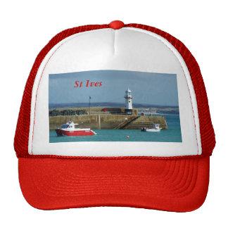 St Ives Cornwall England Trucker Hats