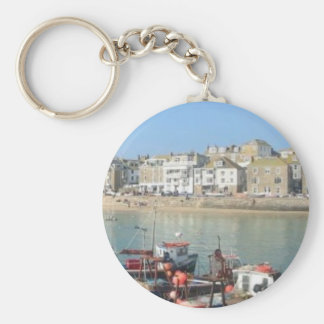 St Ives Panoramic Keychain