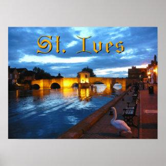 St. Ives Print