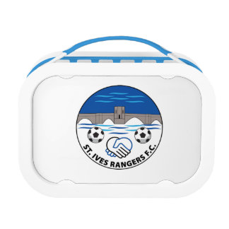 St Ives Rangers FC Lunch Box