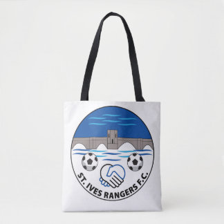 St IVes Rangers FC Tote Bag