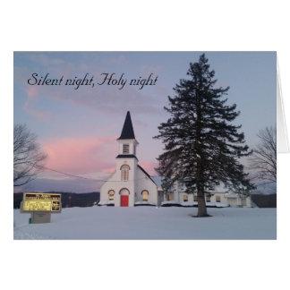 St James Christmas Card