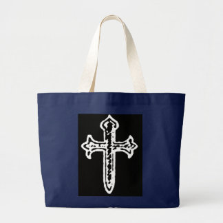 St James Cross Large Tote Bag