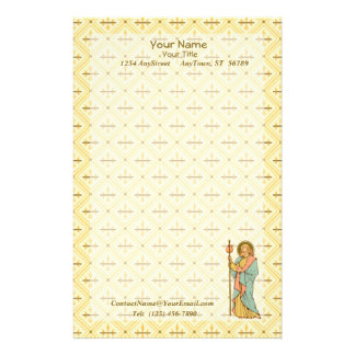 St. James the Greater (RLS 05, Style 2, Sheet A) Stationery