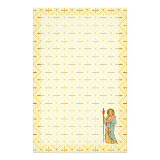 St. James the Greater (RLS 05, Style 2, Sheet B) Stationery