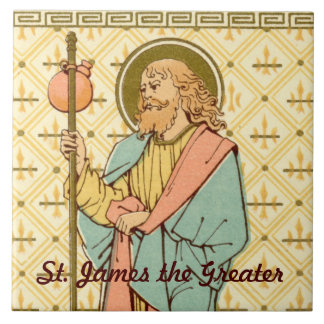 St. James the Greater (RLS 05) Tile