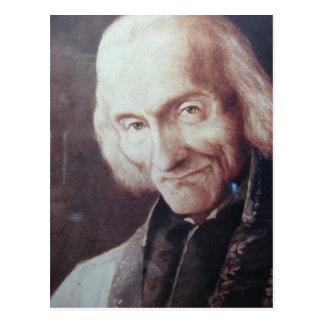 St. Jean Marie Vianney Postcard