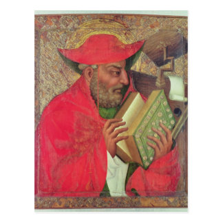 St. Jerome 2 Postcard