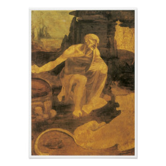 St. Jerome, c. 1482 Poster