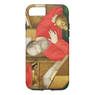 St. Jerome in his Study, 1650 (bodycolour and w/c iPhone 7 Case