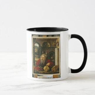 St. Jerome in his Study Mug