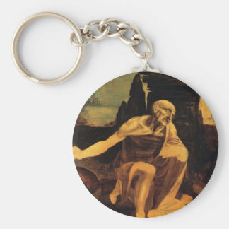 St. Jerome Key Chain