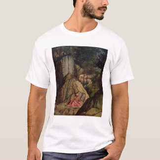 St. Jerome Meditating in the Desert, 1506 T-Shirt