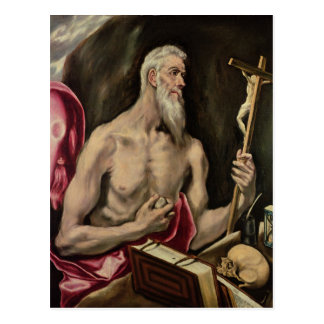 St. Jerome Postcard