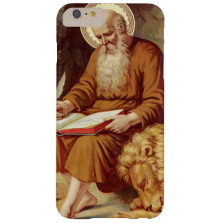 St. Jerome writing Scripture with lion Barely There iPhone 6 Plus Case