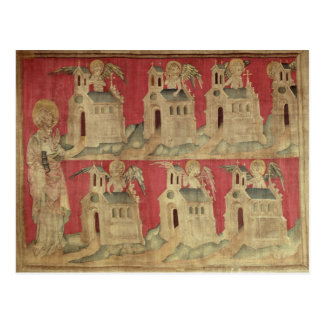 St. John and the Seven Churches of Asia Postcard