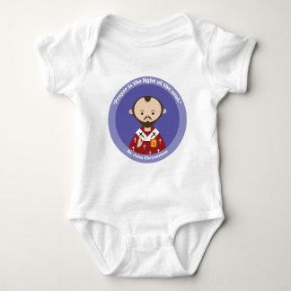 St. John Chrysostom Baby Bodysuit