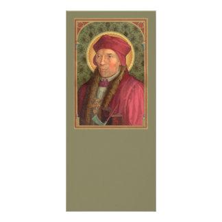 St. John Fisher (SAU 025) Custom Blank Rack Card Design
