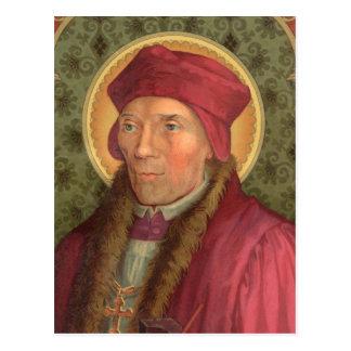 St. John Fisher (SAU 025) Postcard