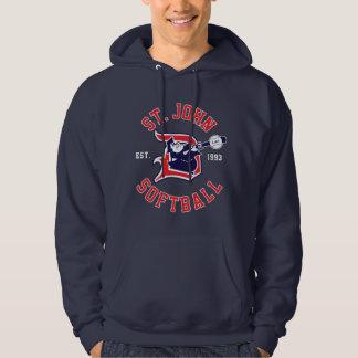 St. John Hoodie - Navy