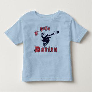 St. John Navy/Light Blue Ringer - Toddler Toddler T-shirt