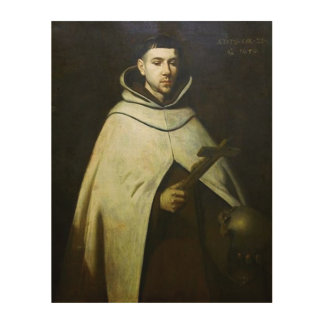 St John of The Cross. Wood Prints