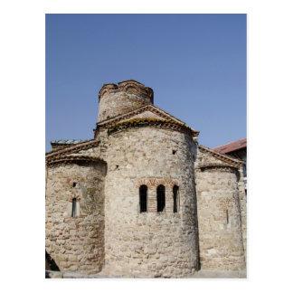 St. John the Baptist cruciform church 2 Postcard