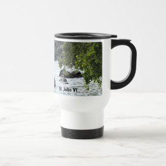 St. John VI Travel Mug