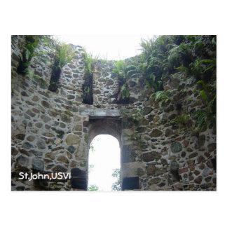 St.John(Windmill) Postcard