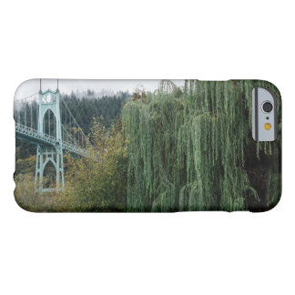 St. John's Bridge from Cathedral Park Barely There iPhone 6 Case