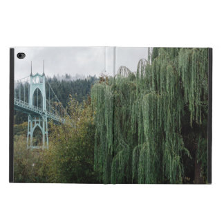 St. John's Bridge from Cathedral Park Powis iPad Air 2 Case