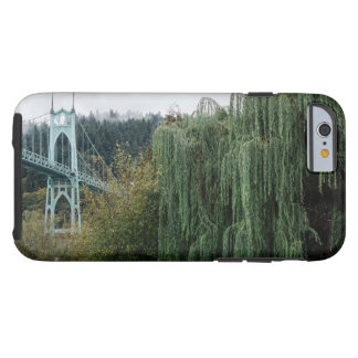 St. John's Bridge from Cathedral Park Tough iPhone 6 Case