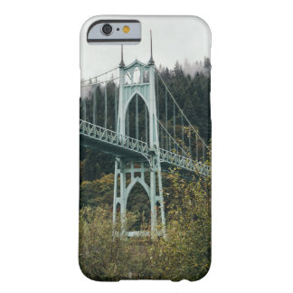 St. John's Bridge in Portland Barely There iPhone 6 Case
