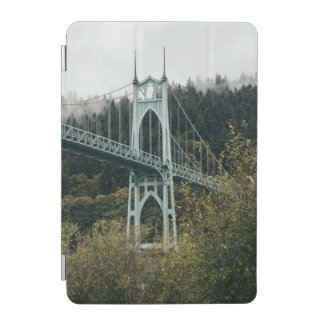 St. John's Bridge in Portland iPad Mini Cover