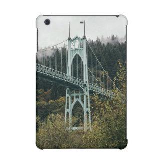 St. John's Bridge in Portland iPad Mini Retina Cover