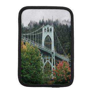 St. John's Bridge iPad Mini Sleeve