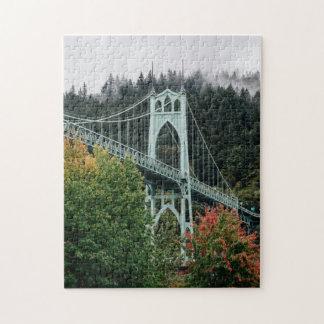 St. John's Bridge Jigsaw Puzzle