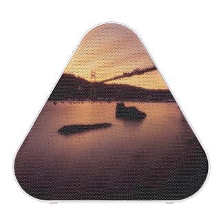 St Johns Bridge Sunset Speaker