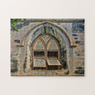 St.John's Church Barbados. Puzzle