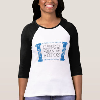 St John's College - Santa Fe T-Shirt