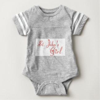 St. John's Girl Baby Bodysuit