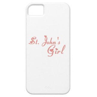 St. John's Girl iPhone 5 Cases