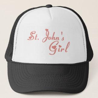 St. John's Girl Trucker Hat