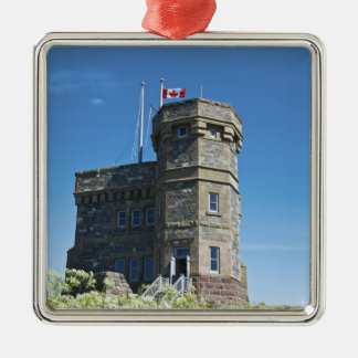St. John's, Newfoundland, Canada, Cabot Tower, Metal Ornament