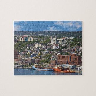 St. John's, Newfoundland, Canada, the coastline Puzzles