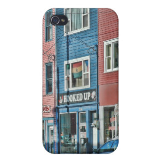 St John's Newfoundland Cover For iPhone 4